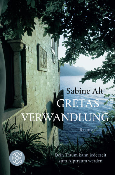 Gretas Verwandlung - Coverbild