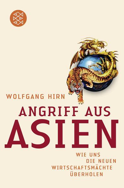 Angriff aus Asien - Coverbild