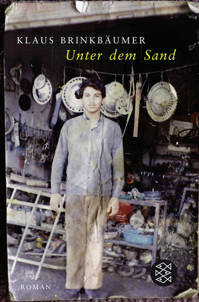 Unter dem Sand - Coverbild