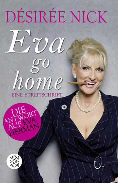 Eva go home - Coverbild