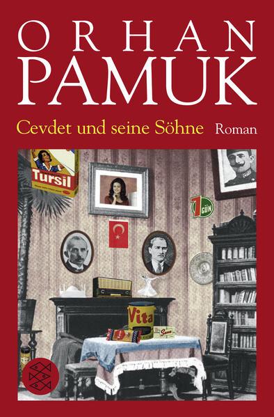 Cevdet und seine Söhne - Coverbild