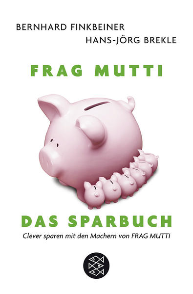 Frag Mutti. Das Sparbuch - Coverbild