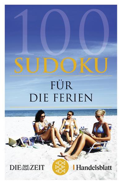 100 Sudoku für die Ferien - Coverbild