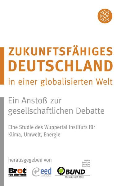 Zukunftsfähiges Deutschland in einer globalisierten Welt - Coverbild