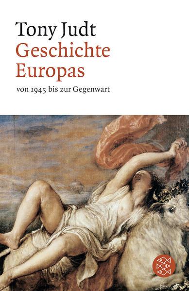 Geschichte Europas von 1945 bis zur Gegenwart - Coverbild