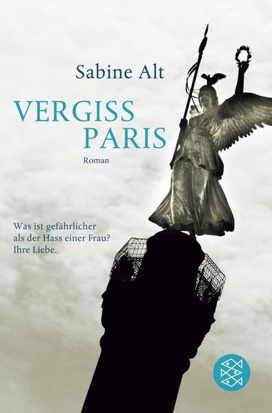Vergiss Paris - Coverbild