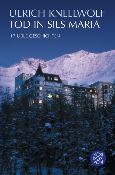 Tod in Sils Maria - Coverbild