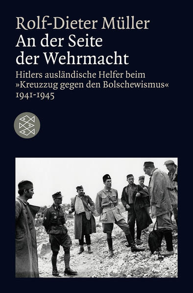 An der Seite der Wehrmacht - Coverbild