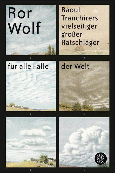 Raoul Tranchirers vielseitiger großer Ratschläger für alle Fälle der Welt - Coverbild