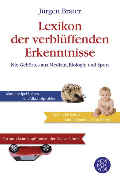 Lexikon der verblüffenden Erkenntnisse - Coverbild