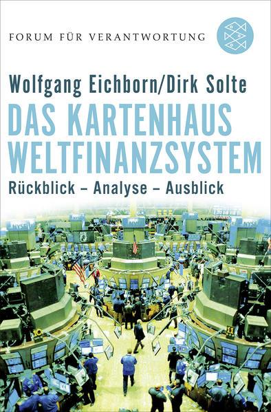 Das Kartenhaus Weltfinanzsystem - Coverbild