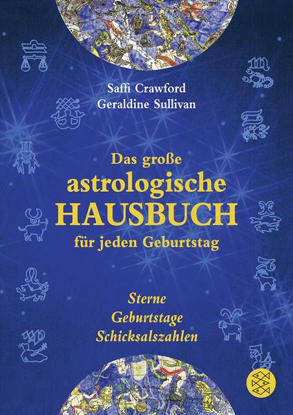 Das große astrologische Hausbuch für jeden Geburtstag - Coverbild