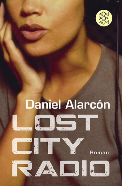 Lost City Radio - Coverbild