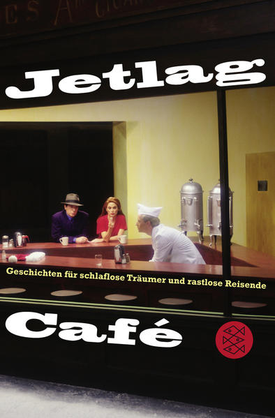 Jetlag Café - Coverbild