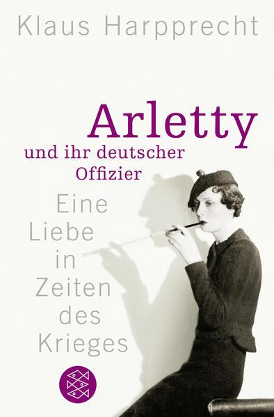 Arletty und ihr deutscher Offizier - Coverbild