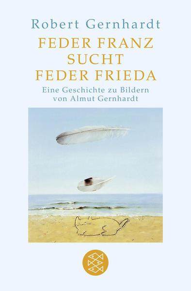 Feder Franz sucht Feder Frieda - Coverbild