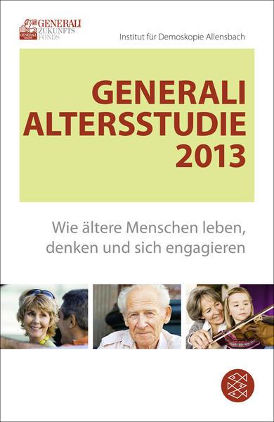 Generali Altersstudie 2013 - Coverbild