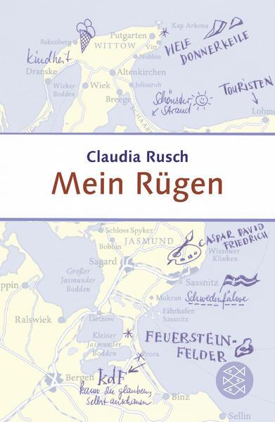 Mein Rügen - Coverbild