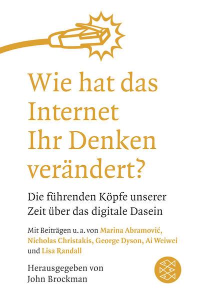 Wie hat das Internet Ihr Denken verändert? - Coverbild