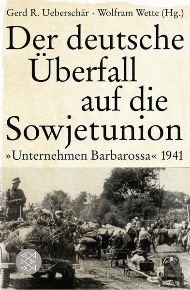 Der deutsche Überfall auf die Sowjetunion - Coverbild