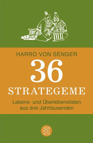 36 Strategeme - Coverbild