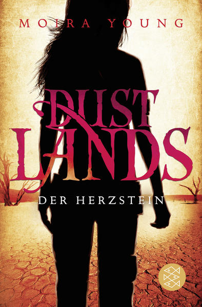 Dustlands - Der Herzstein - Coverbild