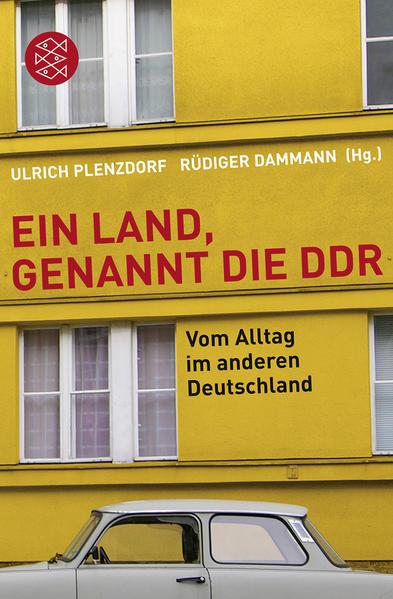 Ein Land, genannt die DDR - Coverbild