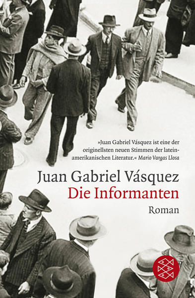 Die Informanten - Coverbild