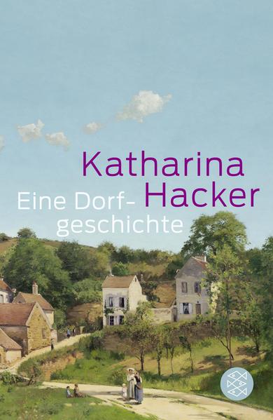 Eine Dorfgeschichte - Coverbild