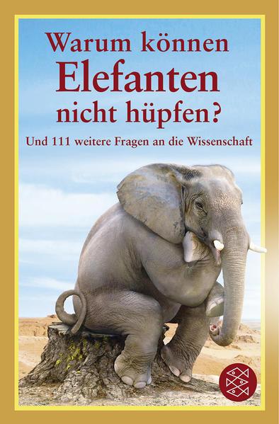 Warum können Elefanten nicht hüpfen? - Coverbild