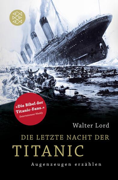 Die letzte Nacht der Titanic - Coverbild