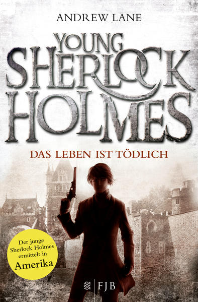 Young Sherlock Holmes 2 - Coverbild