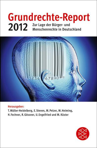 Grundrechte-Report 2012 - Coverbild