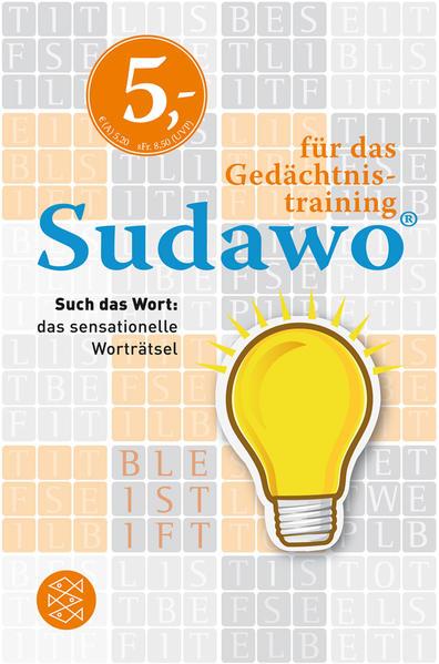 Sudawo für das Gedächtnistraining - Coverbild