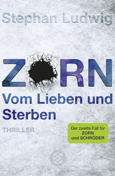 Zorn - Vom Lieben und Sterben - Coverbild
