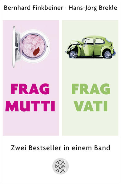 Frag Mutti / Frag Vati - Coverbild