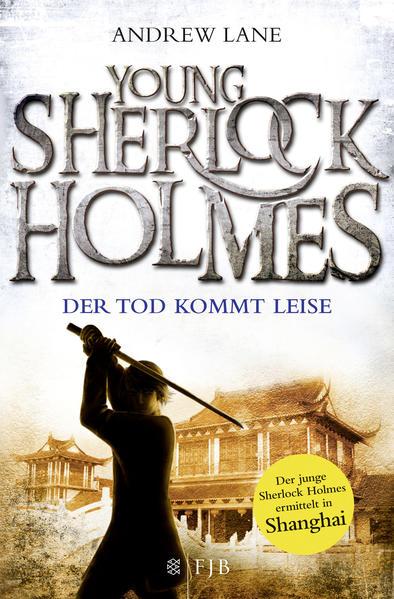 Young Sherlock Holmes 5 - Coverbild