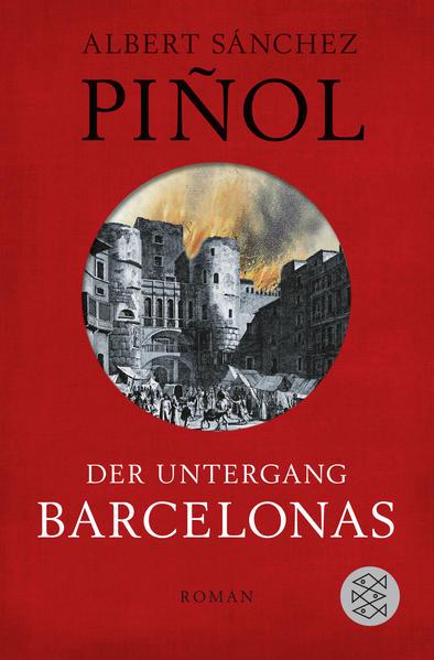 Der Untergang Barcelonas - Coverbild