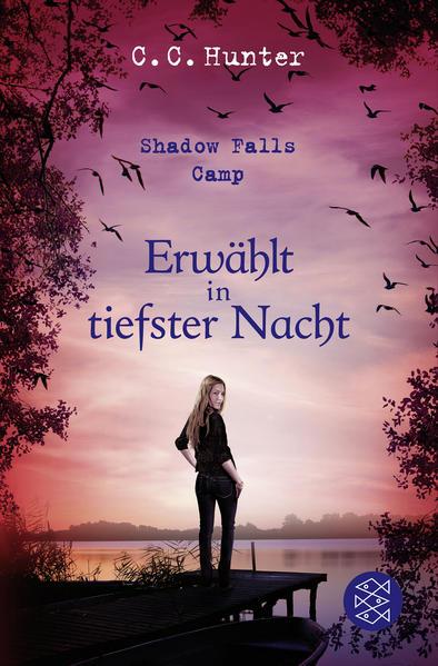 Shadow Falls Camp - Erwählt in tiefster Nacht - Coverbild