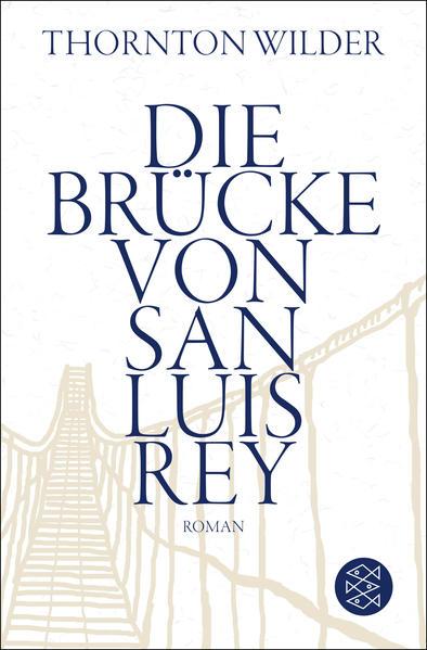 Die Brücke von San Luis Rey - Coverbild