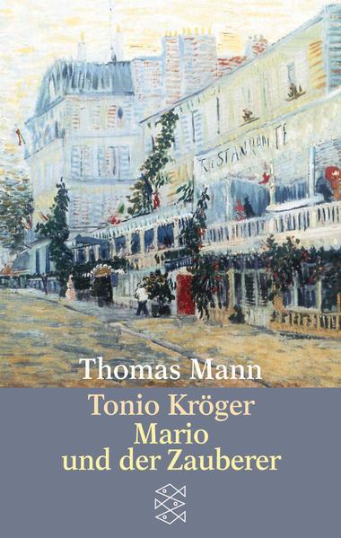 Tonio Kröger/ Mario und der Zauberer - Coverbild