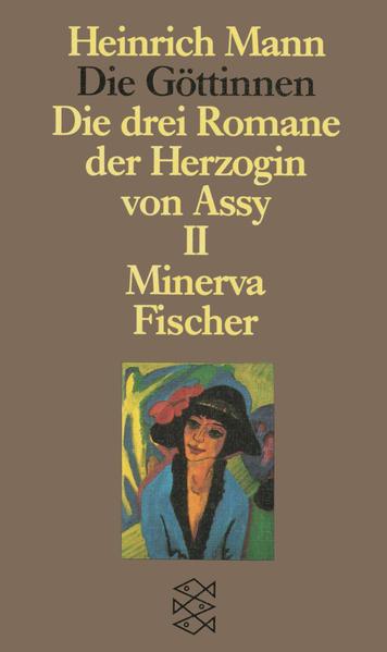 Die Göttinnen - Die drei Romane der Herzogin von Assy - Coverbild