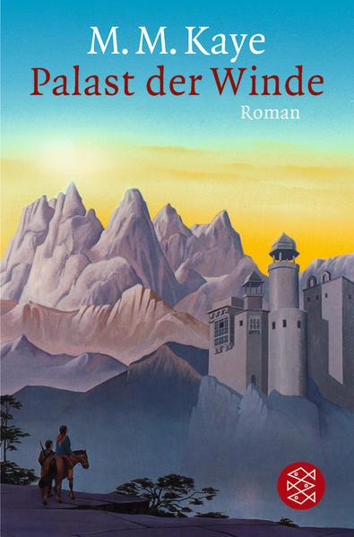 Palast der Winde - Coverbild