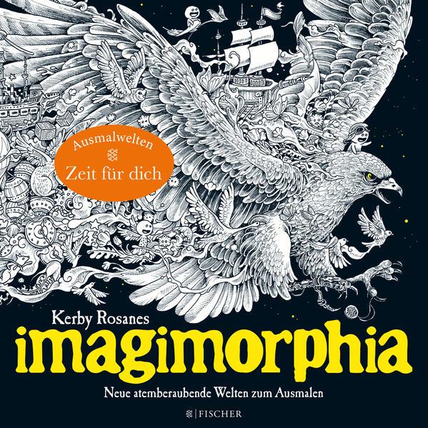 Imagimorphia - Coverbild