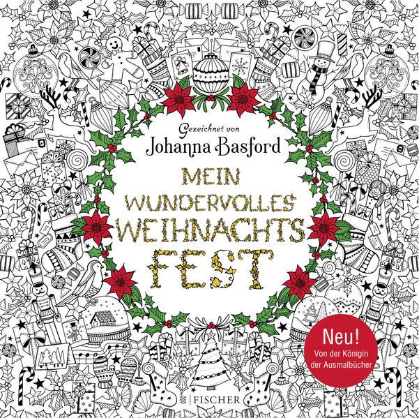 Mein wundervolles Weihnachtsfest - Coverbild