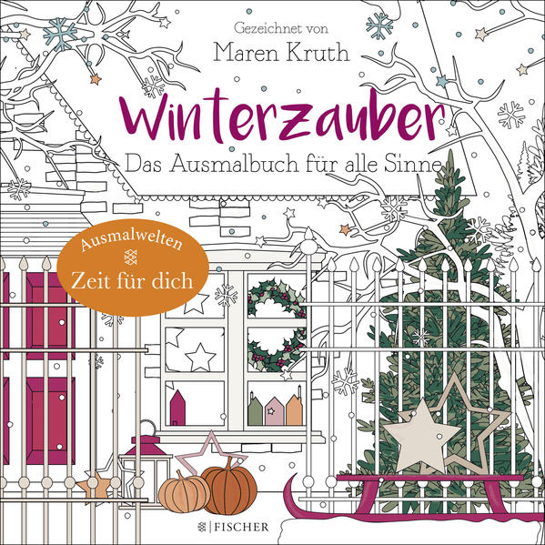 Winterzauber - Coverbild