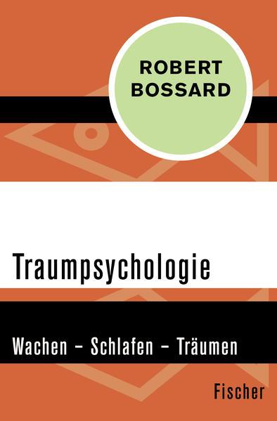 Traumpsychologie - Coverbild