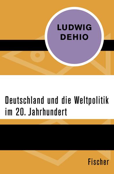 Deutschland und die Weltpolitik im 20. Jahrhundert - Coverbild