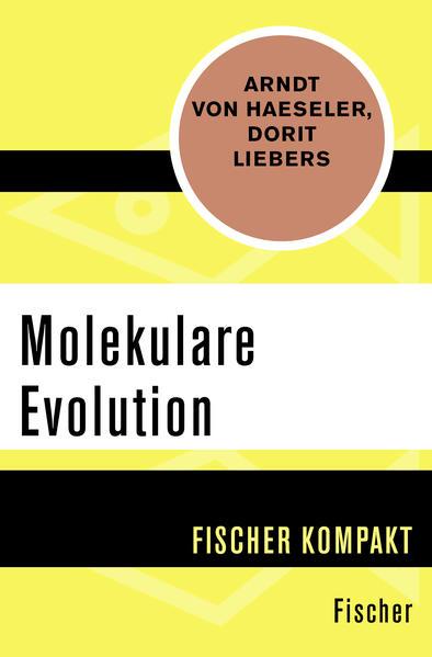 Molekulare Evolution - Coverbild