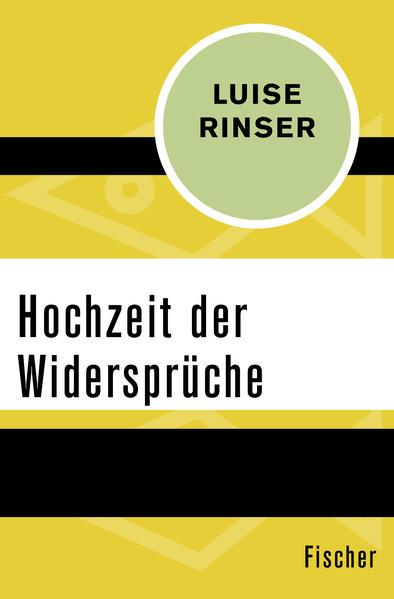 Hochzeit der Widersprüche von Luise Rinser PDF Download